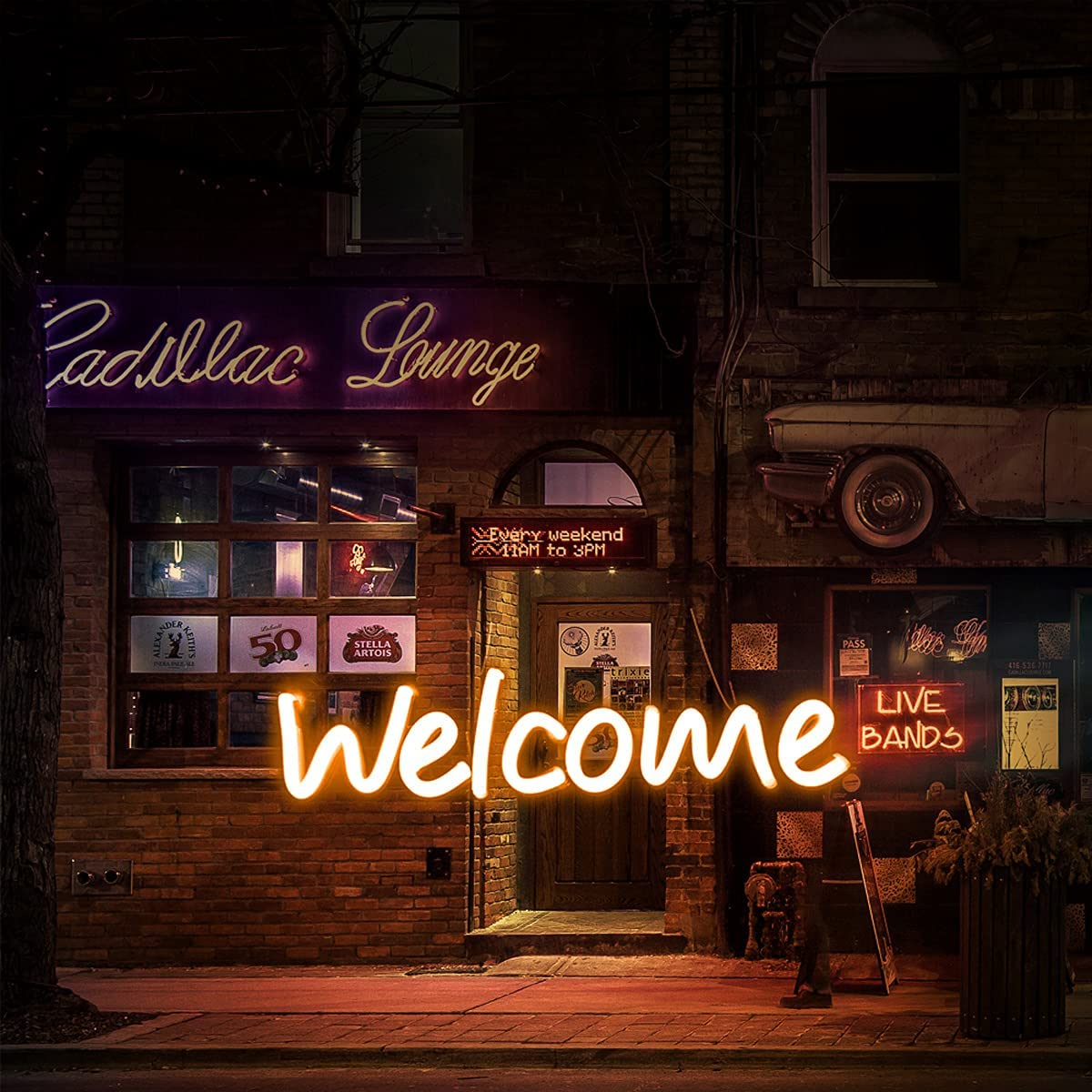 Give A New Look to Your Home With Neon Lights
